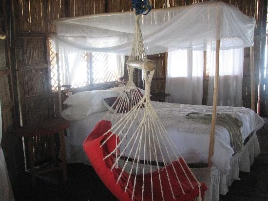 Yandup Island Lodge : Our room
