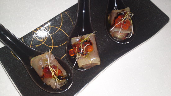 Restaurante Caviar : appetizer