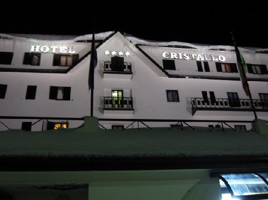 Hotel Cristallo Terminillo: albergo