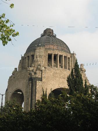 Mexiko-Stadt, Mexiko: Monument