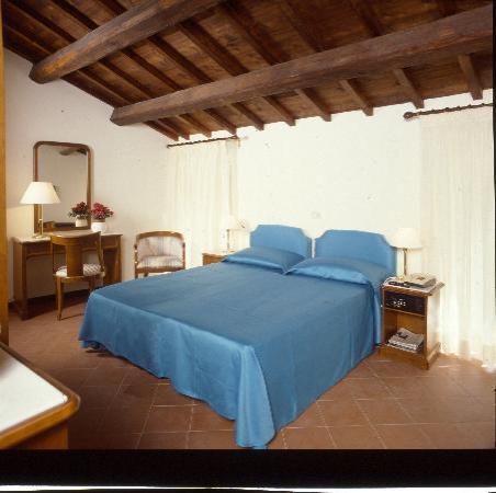 Hotel Teatro di Pompeo: Double room