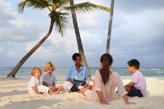 Club Med Punta Cana: Fun for kids, too!