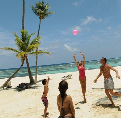 Club Med Punta Cana: Family fun!