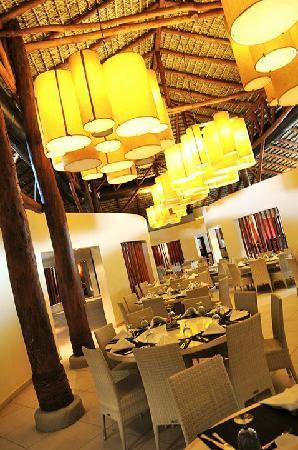 Club Med Punta Cana: Fine dining!