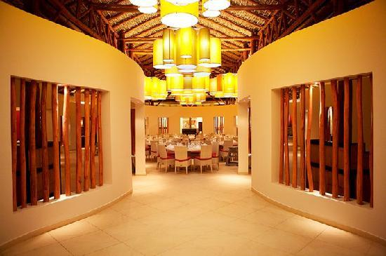 Club Med Punta Cana: Gorgeous decor!