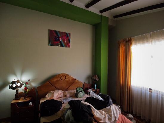 Hotel Munay Tika: My room
