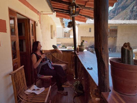 Hotel Munay Tika: Quechua Blues Bar
