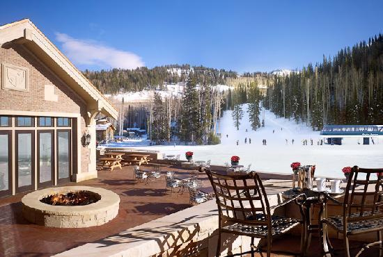 Montage Deer Valley: Alpine Terrace