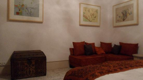 La Maison Maure: double room N° 2