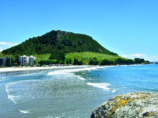 Maunganui Beach: It was definitely worth the drive from Rotorua