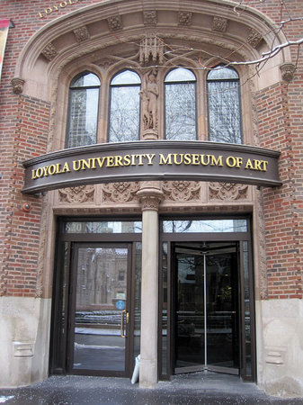‪Loyola University Museum of Art (LUMA)‬