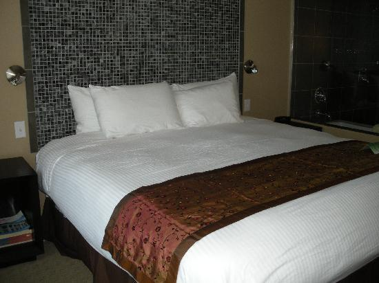 Casulo Hotel: The comfortable bed