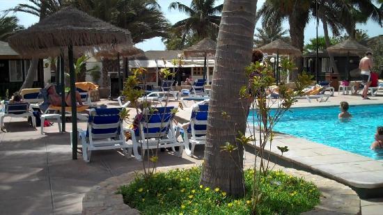 Hotel Oasis Belorizonte : One of the hotel pools