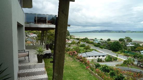 McSherrys: Terrasse und Ausblick