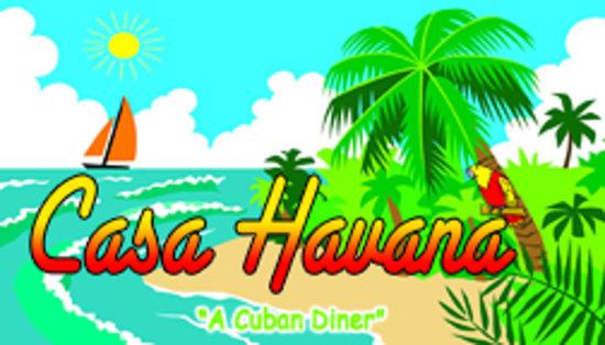 Casa Havana Cuban Diner: Casa Havana logo