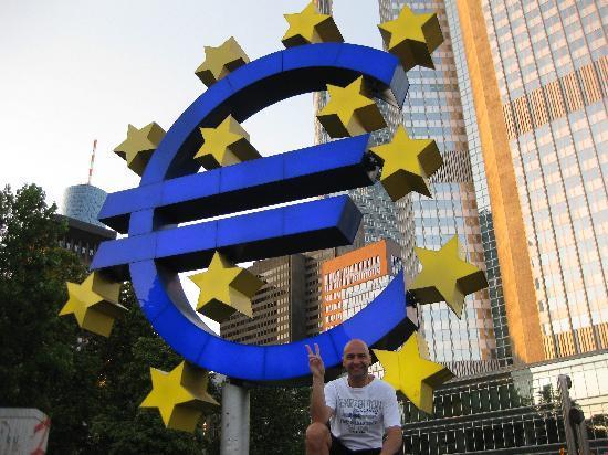 Frankfurt, Germany: Banca Centrale Europea
