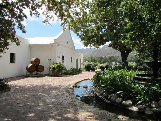 Adventure Wine Tours - Day Tours: One of the wineries we visited