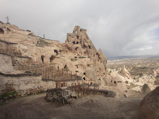 Argos in Cappadocia: The view from our room