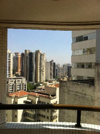 Paulista Wall Street Suites: Room view