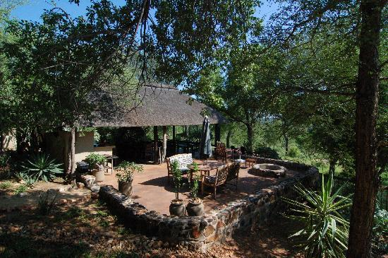Leopards View Game Lodge: The Lodge