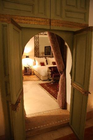 Riad Camilia: Our room