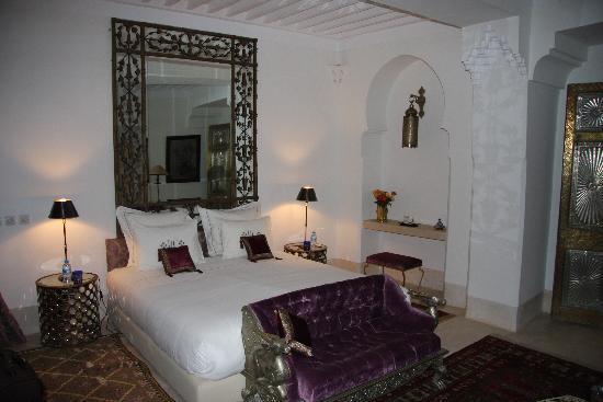 Riad Camilia: More of our room