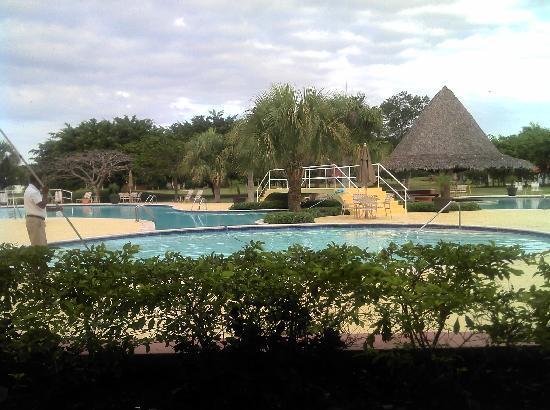 Hodelpa Garden Suites: pool