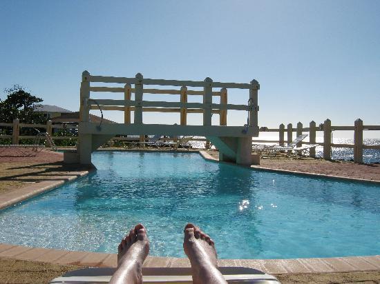 Seagrape Plantation Resort: The pool