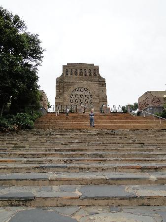 พริทอเรีย, แอฟริกาใต้: Vortrekker Monument