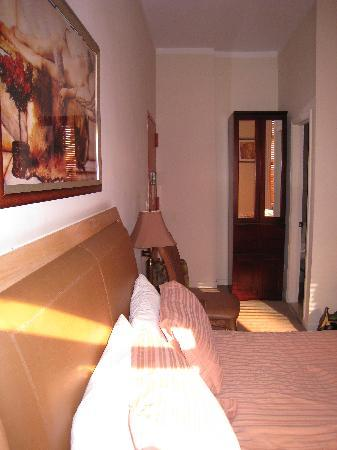Da Vinci Hotel: The room - La chambre 3