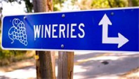 Elevage Wine Tours & Culinary Adventures: Paso Wine Tasting Sign