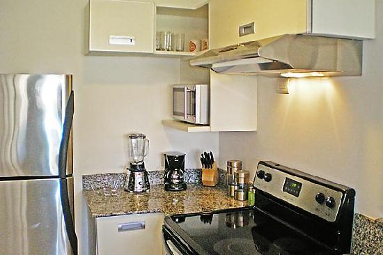Costa Rica Apartment Suite Hotel: Kitchen