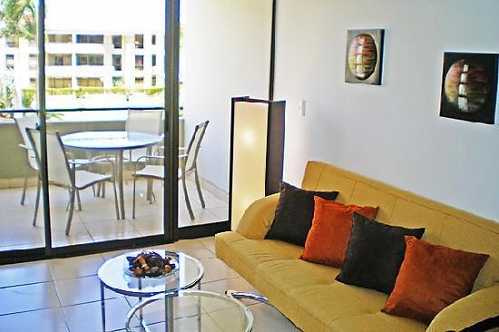 Costa Rica Apartment Suite Hotel: Living Room