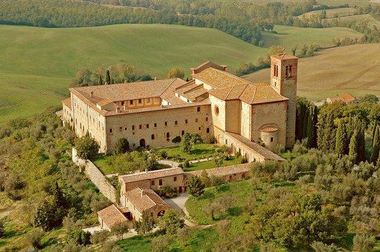 Pienza, Włochy: foto panoramica