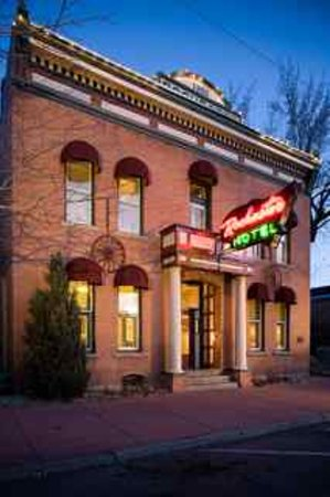 The Leland House and Rochester Hotel: Historic Rochester Hotel