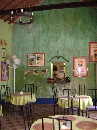 La Casa de Esther : Salon Principal del Rest.