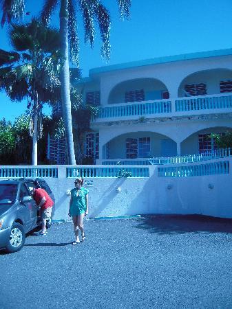 El Mirador Guesthouse: View of El Mirador