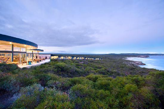 Southern Ocean Lodge: Lodge Views