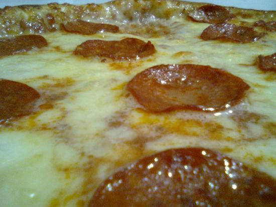 Pizzeria Buon Appetito: pizza receta italiana