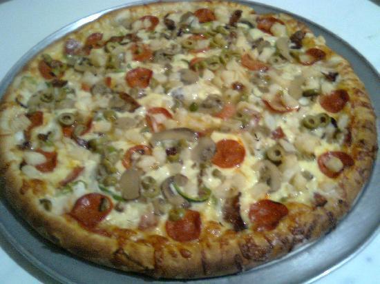 Pizzeria Buon Appetito: pizza torre especial