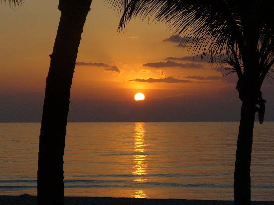 Couples Swept Away: Sunset
