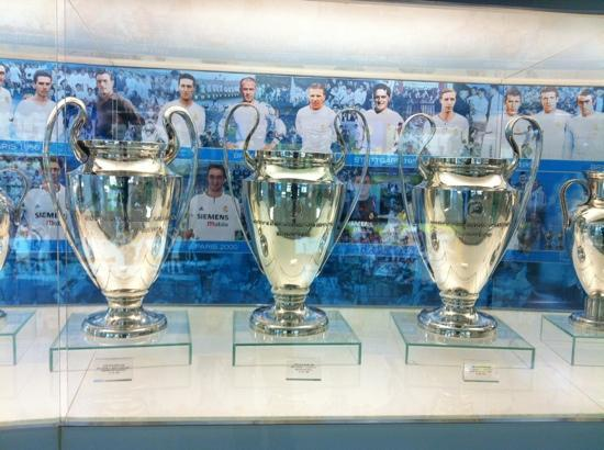 Estadio Santiago Bernabéu: Real Madrid museum