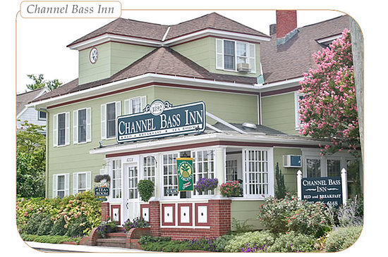 Channel Bass Inn Bed and Breakfast and Tea Room