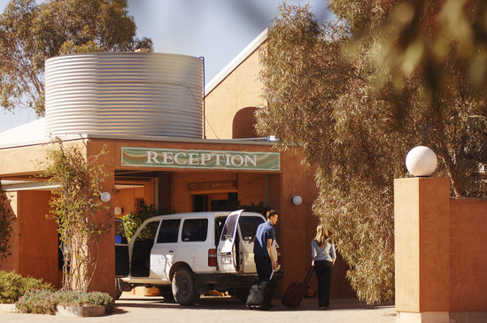 Mud Hut Motel, Coober Pedy