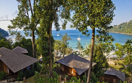 Pulau Gaya, Μαλαισία: Bunga Raya Island Resort & Spa