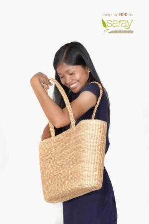 Saray Tonle Community Based Ecotourism: A 100% natural bag