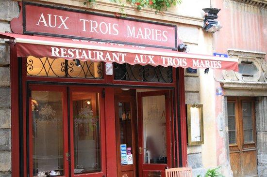 Lyon, Francja: Trois Mairies Bouchon