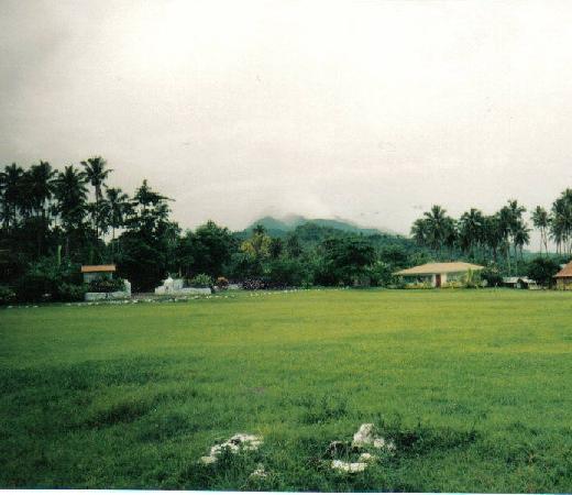 Samoan Countryside Upolu Island,Samoa