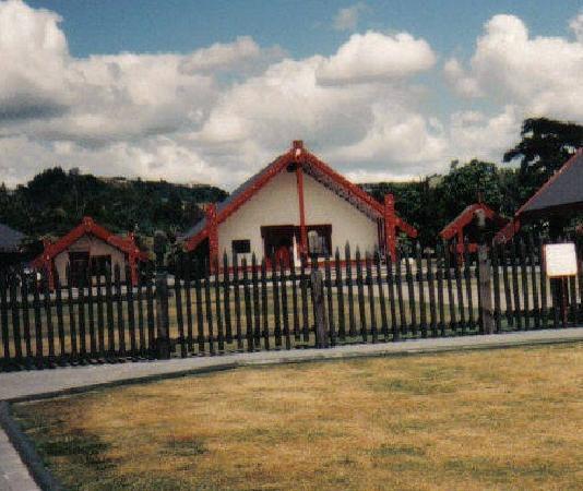 Rotorua District, Nueva Zelanda: Maori Village Rotorua New Zealand