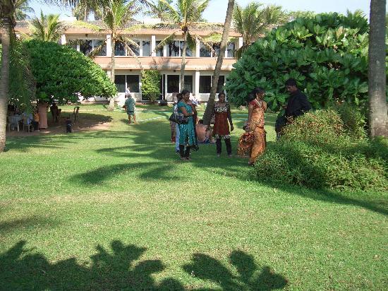 Palm Village Hotel: Gardens